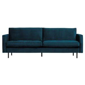 2-zitsbank Blauw Polyester van BePureHome