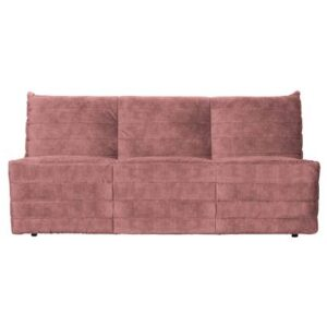 2-zitsbank Roze Polyester van Woood