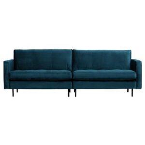 3-zitsbank Blauw Polyester van BePureHome