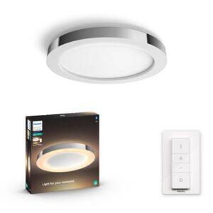 Badkamerverlichting Chroom Kunststof van Philips Hue