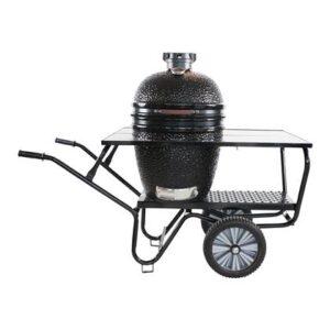 Barbecue accessoire Zwart Metaal van The Bastard