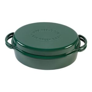 Barbecue pan & wok Groen Gietijzer van Big Green Egg