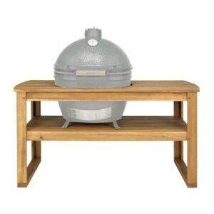 Barbecue uitbreiding Bruin Hout van Big Green Egg