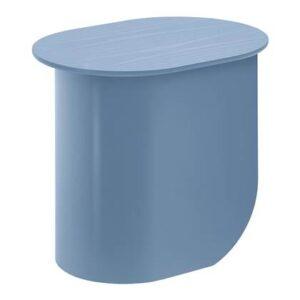 Bijzettafel Blauw Hout