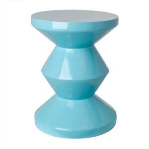 Bijzettafel Blauw Kunststof van Pols Potten