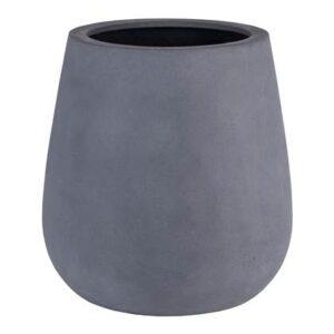 Bloempot voor binnen Grijs Fiberstone van Vase the World