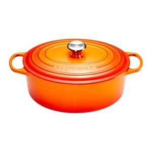 Braadpan Oranje