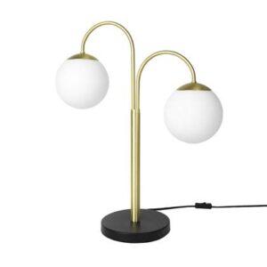 Bureaulampen Goud