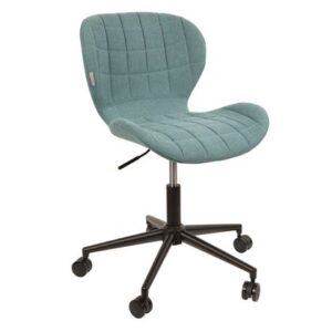 """Bureaustoel Blauw """""""" van Zuiver"""