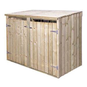 Containerombouw Bruin Hout van Outdoor Life