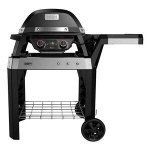 Elektrische barbecue Zwart Aluminium van Weber