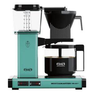 Filter koffiezetapparaat Blauw Glas