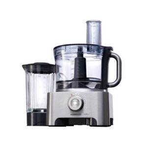 Foodprocessor Zilver Glas