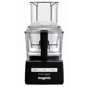 "Foodprocessor Zwart """" van Magimix"