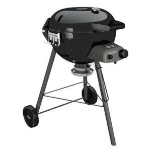 Gasbarbecue Zwart Email