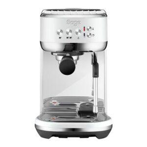 Halfautomatische espressomachine Wit RVS van Sage