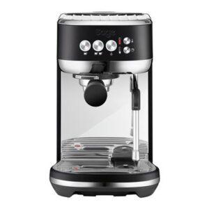 Halfautomatische espressomachine Zwart RVS van Sage