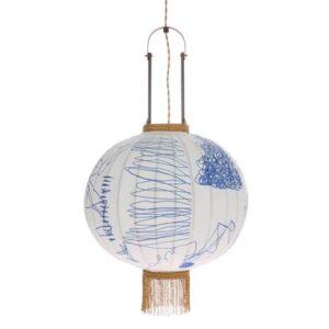 Hanglampen Blauw