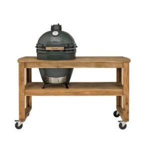 Houtskoolbarbecue Bruin
