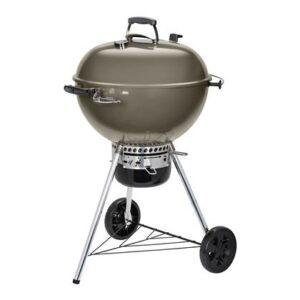 Houtskoolbarbecue Grijs Email