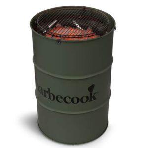 Houtskoolbarbecue Groen Email