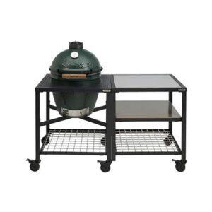 Keramische barbecue Groen Keramiek van Big Green Egg