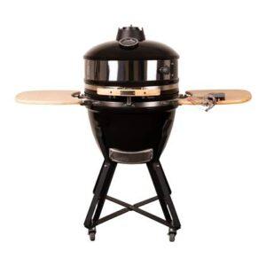 Keramische barbecue Zwart Keramiek van Patton