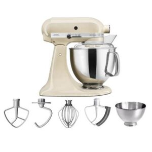 Keukenmixer Crème Metaal van KitchenAid