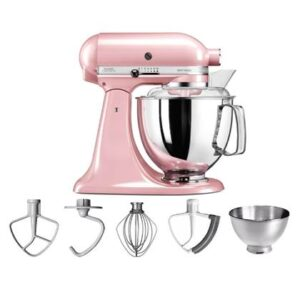 Keukenmixer Roze Metaal van KitchenAid