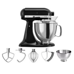 Keukenmixer Zwart Metaal van KitchenAid