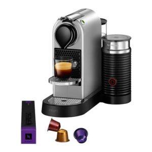 Koffiecupmachine Zilver Kunststof