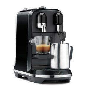 Koffiecupmachine Zwart Kunststof van Sage