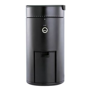 Koffiemolen Zwart Aluminium