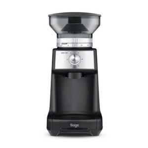"""Koffiemolen Zwart """""""" van Sage"""