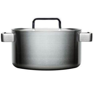 Kookpan Zilver RVS van Iittala