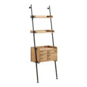 Ladder decoratief Bruin