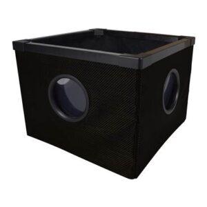 Minivijver Zwart Kunststof