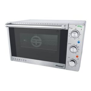Ovens & magnetrons Zilver Kunststof