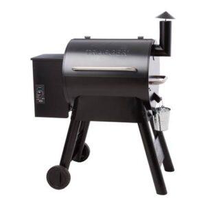 Pelletbarbecue Blauw Metaal van Traeger