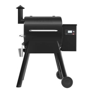 Pelletbarbecue Zwart Metaal van Traeger