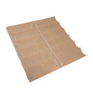 Schaduwdoek Beige Polyester van Nesling