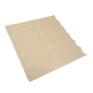 Schaduwdoek Wit Polyester van Nesling