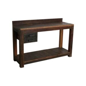Sidetable Bruin Hout