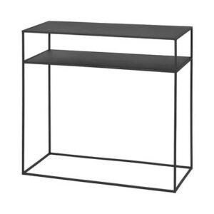 Sidetable Zwart Aluminium van Blomus