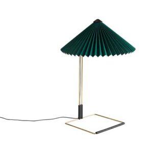 Tafellampen Groen Katoen