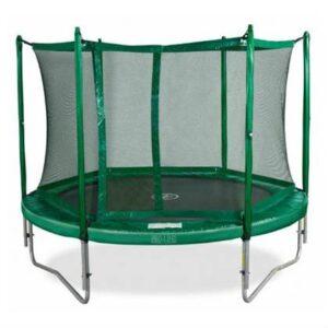 Trampoline Groen Metaal van Avyna