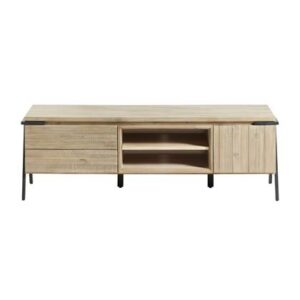 Tv-meubel Bruin Hout van Kave Home