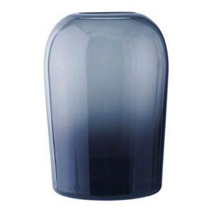 Vaas Blauw Glas van Menu