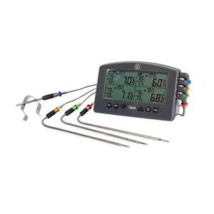 Vleesthermometer Zwart ABS van ETI
