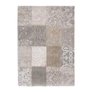 Vloerkleden Beige Textiel van Louis de Poortere